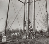 Alto water tower under construction 2