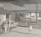 Texaco station Dec 1959